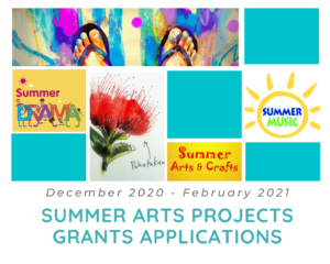 Summer Projects Grants